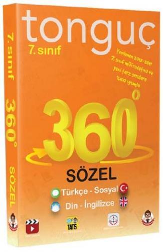 Tonguç Akademi 7. Sınıf 360 Sözel Soru Bankası
