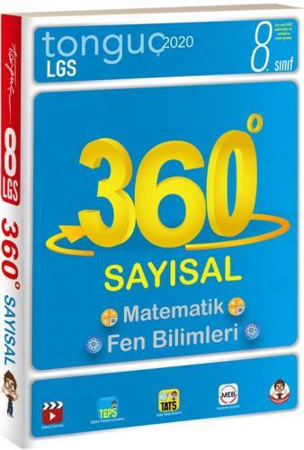 Tonguç Akademi 8. Sınıf 360 Sayısal Föy