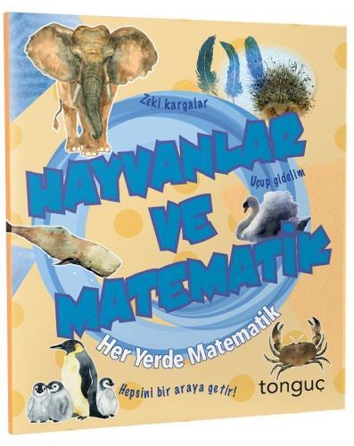 Tonguç Akademi Hayvanlar ve Matematik Her Yerde Matematik Serisi Komis