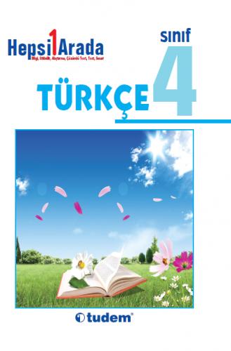 Tudem 4. Sınıf Türkçe Hepsi Bir Arada