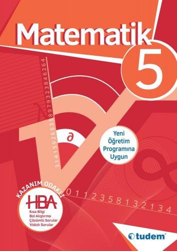 Tudem 5. Sınıf Matematik Kazanım Odaklı HBA