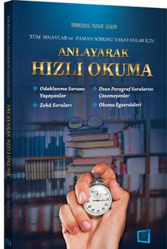 Tüm ÖSYM Sınavları İçin Anlayarak Hızlı Okuma