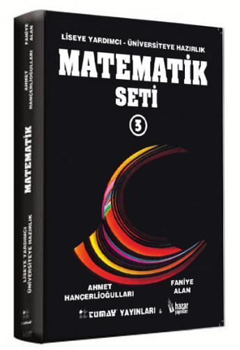 Tümay Matematik Seti 3 Mantık Kümeler Fonksiyonlar Modüler Aritmetik