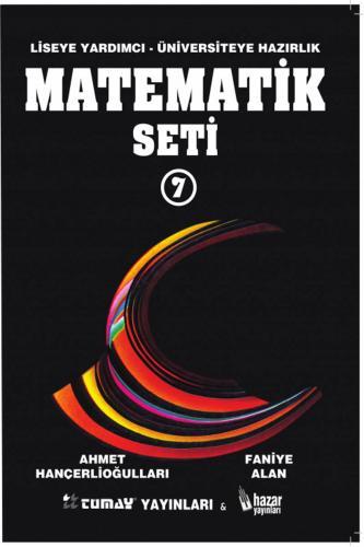 Tümay Matematik Seti 7 Limit Türev