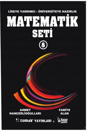 Tümay Matematik Seti 8 İntegral