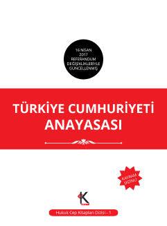 Türkiye Cumhuriyeti Anayasası - Kuram Kitap