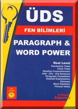 Üds Fen Bilimleri Paragraph & Word Power %45 indirimli