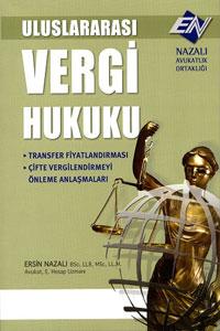 Uluslararası Vergi Hukuku - Ersin Nazalı