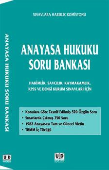 Umut Anayasa Hukuku Soru Bankası Hakimlik, Savcılık, Kaymakamlık, KPSS ve Dengi Kurum Sınavları