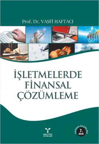 Umuttepe İşletmelerde Finansal Çözümleme - Vasfi Haftacı