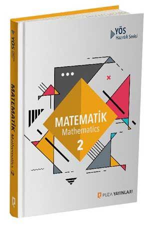 Puza Yayıncılık YÖS Matematik 2 %30 indirimli Kolektif