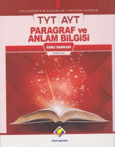 Final TYT AYT Paragraf ve Anlam Bilgisi Soru Bankası