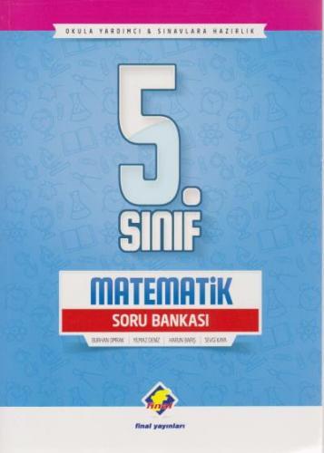 Final 5. Sınıf Matematik Soru Bankası