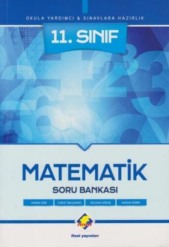 Final 11.Sınıf Matematik Soru Bankası