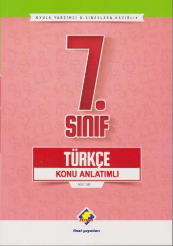 Final 7. Sınıf Türkçe Konu Anlatımlı