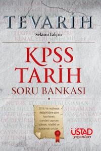 Üstad KPSS Tarih Tevarih Soru Bankası 2016