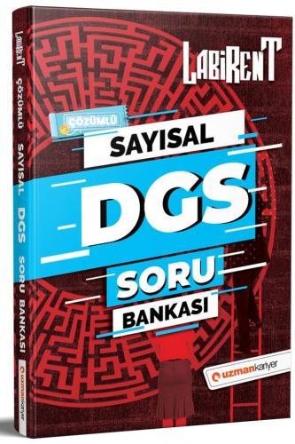Uzman Kariyer Yayınları 2021 DGS Labirent Sayısal Çözümlü Soru Bankas