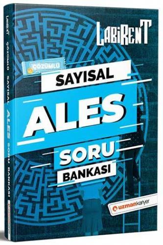 Uzman Kariyer Yayınları 2021 ALES Labirent Sayısal Soru Bankası Komi