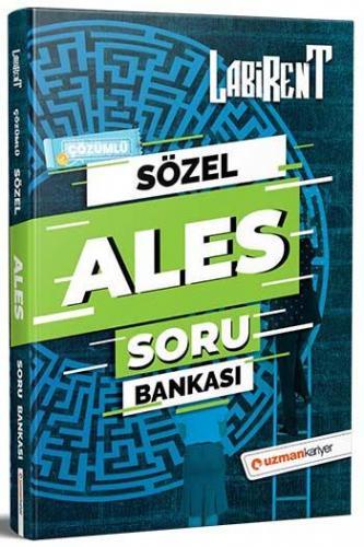 Uzman Kariyer Yayınları 2021 ALES Labirent Sözel Soru Bankası Komisyo