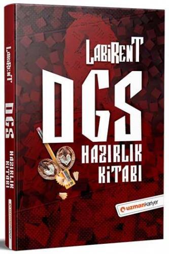 Uzman Kariyer Yayınları 2021 DGS Labirent Konu Anlatımlı Hazırlık Ki