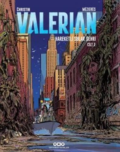 Valerian Cilt 1 - Hareketli Sular Şehri