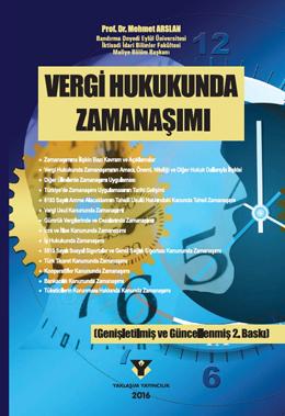 Vergi Hukukunda Zaman Aşımı - Mehmet Arslan