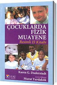 Veri Medikal Çocuklarda Fizik Muayene Resimli El Kitabı - Murat Yurdakök