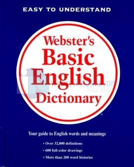 Merriam-Webster's Basic English Dictionary