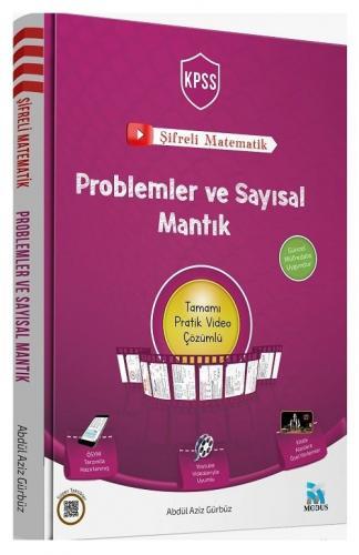 Modus Yayınları 2020 KPSS Şifreli Matematik Problemler ve Sayısal Mantık Video Çözümlü