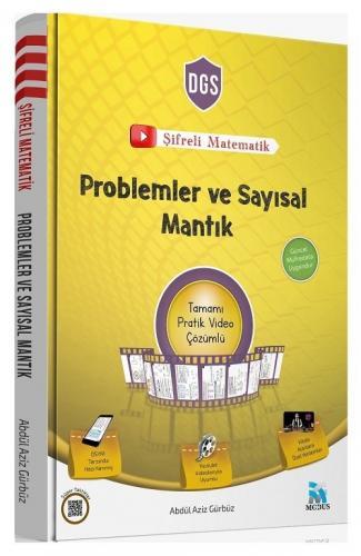 Modus Yayınları 2020 DGS Şifreli Matematik Problemler ve Sayısal Mantık Video Çözümlü