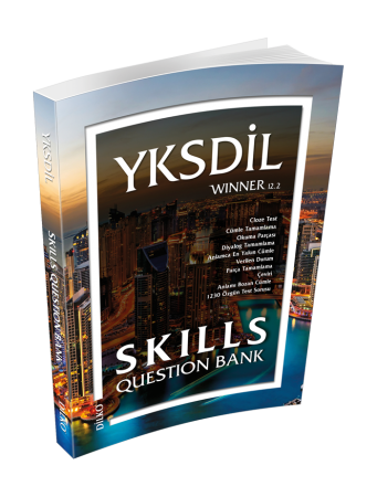 YKSDİL Winner 12.2 Skills Question Bank