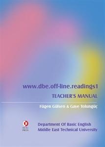 www.dbe.off-line.readings1 Teacher's Manual-Odtü Yayıncılık
