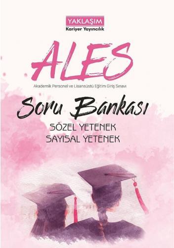Yaklaşım Kariyer Yayınları ALES Sayısal Sözel Yetenek Soru Bankası %35