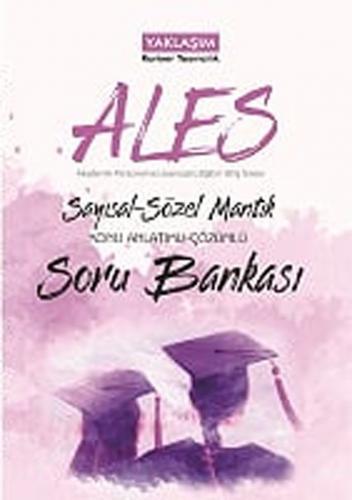 Yaklaşım Kariyer Yayınları ALES Sayısal Sözel Mantık Konu Anlatımlı So