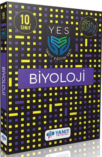 Yanıt Yayınları 10. Sınıf Biyoloji YES Yanıt Eğitim Seti