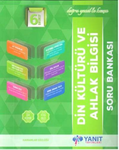 Yanıt 6. Sınıf Din Kültürü Ve Ahlak Bilgisi Soru Bankası