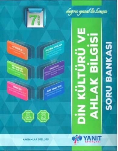 Yanıt 7. Sınıf Din Kültürü ve Ahlak Bilgisi Soru Bankası