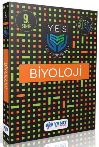 Yanıt Yayınları 9. Sınıf Biyoloji Yes Serisi
