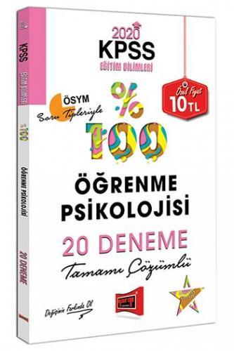 Yargı Yayınları 2020 KPSS Eğitim Bilimleri Öğrenme Psikolojisi Tamamı Çözümlü 20 Deneme