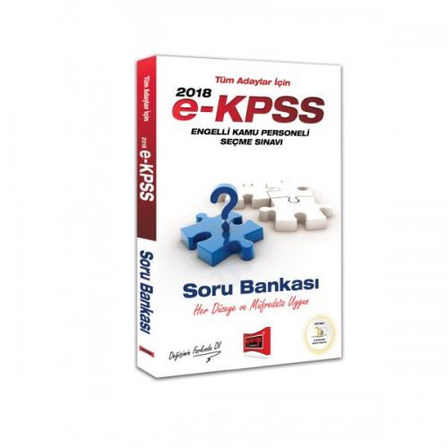 Yargı EKPSS Tüm Adaylar İçin Soru Bankası