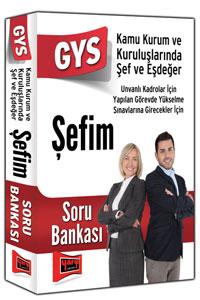 Yargı GYS Şefim Soru Bankası 2015