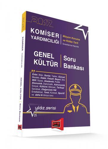 Yargı Komiser Yardımcılığı Genel Kültür Soru Bankası Yıldız Serisi 5 2017