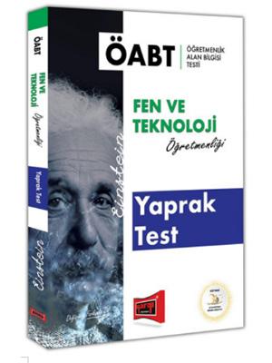 Yargı KPSS ÖABT EINSTEIN Fen ve Teknoloji Öğretmenliği Yaprak Test