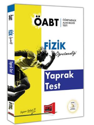 Yargı KPSS ÖABT FİLOJİSTON Fizik Öğretmenliği Yaprak Test