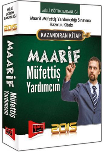 Yargı Milli Eğitim Bakanlığı Maarif Müfettiş Yardımcım Kazandıran Kitap 2015