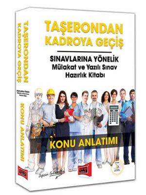 Yargı Taşerondan Kadroya Geçiş Sınavlarına Yönelik Mülakat ve Yazılı Sınav Hazırlık Kitabı Konu Anlatımı