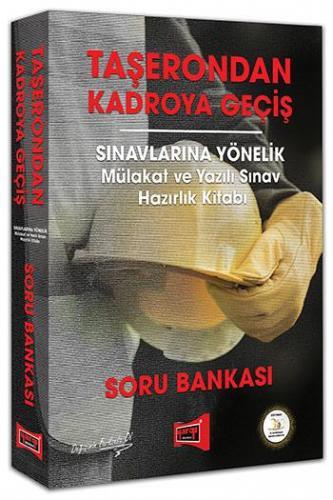 Yargı Taşerondan Kadroya Geçiş Sınavlarına Yönelik Mülakat ve Yazılı Sınav Hazırlık Kitabı Soru Bankası