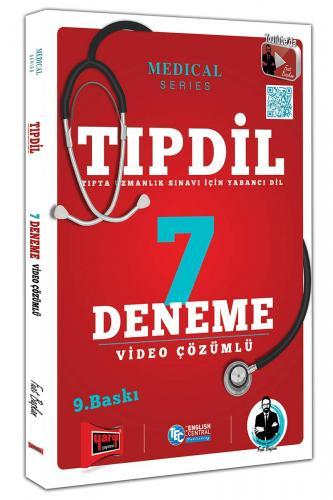 Yargı TIPDİL Video Çözümlü 7 Deneme Sınavı