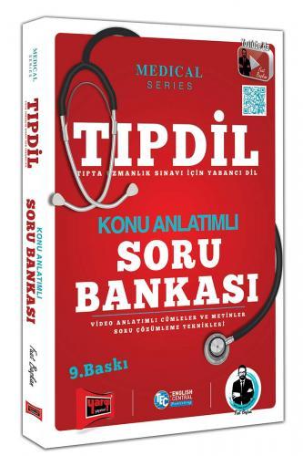 Yargı TIPDİL Tıpta Uzmanlık İçin Yabancı Dil Sınavı Konu Anlatımlı Soru Bankası
