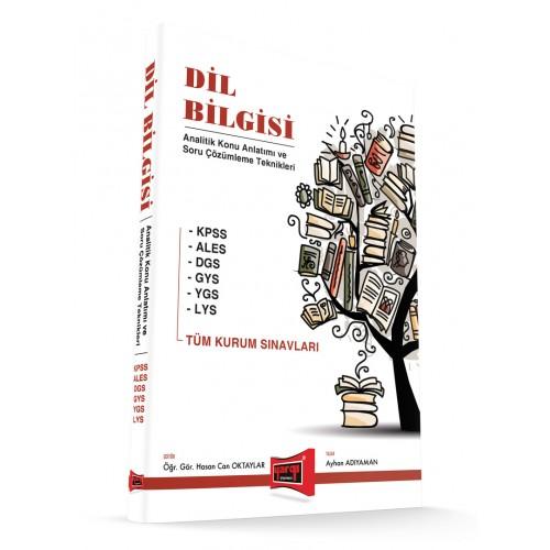 Yargı Tüm Kurum Sınavları İçin Dil Bilgisi Analitik Konu Anlatımı ve S